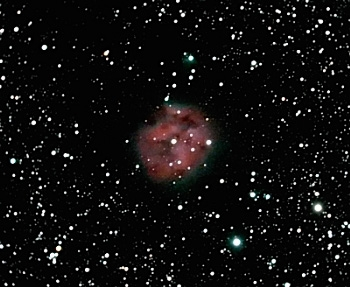 IC5146 (Cocoon neb); Mag 10; Size 20'; exp 30 min (60x30sec);ISO 1600; Celestron 5 @ f/2.4 9-16-09; Cherry Springs