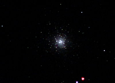 M53; 60Da no filter; ISO 3200; exp 4min-min (24 x 10s subs); iOptron unguided; 200mm lens @f/2.8; Assateaque; 6-14-18